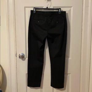 Banana Republic Black cropped Pants